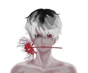 fanart and tokyo ghoul image