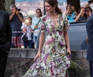 charlotte casiraghi, dress, and royal image