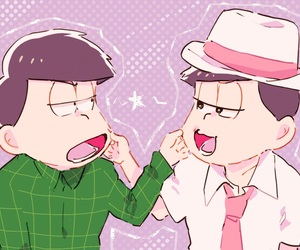 anime, anime boys, and todomatsu image
