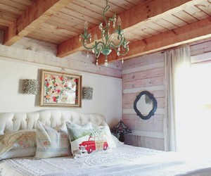 farmhouse style, farmhouse bedroom, and home decor bedroom image
