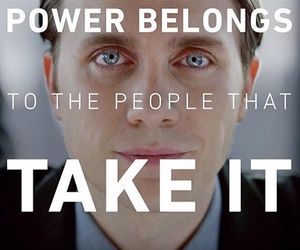 power and mr robot image