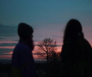 girl, photography, and grunge image