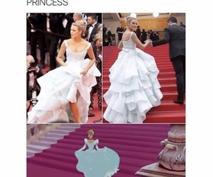 dress and princess image