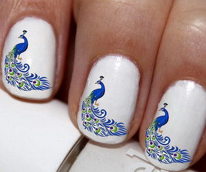 beauty, blue, and etsy image