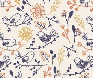 bird, background, and птички image