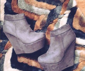ankle boots, platforms, and booties image