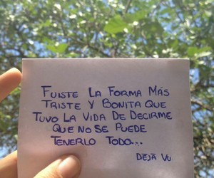 frases, amor, and desamor image