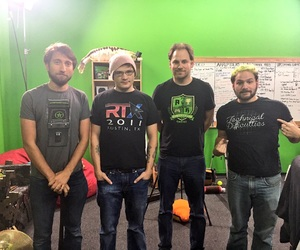rooster teeth and achievement hunter image
