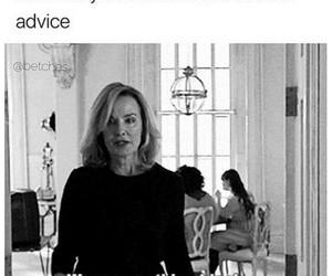 black, fashion, and advice image
