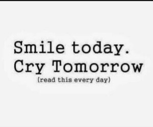 cry and smile image