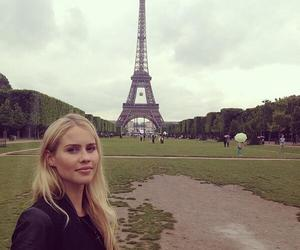 The Originals, claire holt, and eiffel tower image