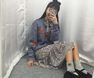 aesthetic, cute, and asian image