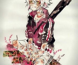 anime, guro, and art image