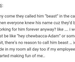 tumblr, beauty and the beast, and disney image