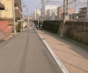 korea and street image