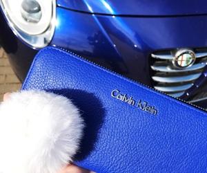 alfa romeo, blue, and Calvin Klein image