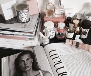 beauty, magazine, and aesthetic image