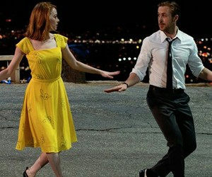 actor, dance, and emma stone image