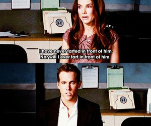 funny, movie, and the proposal image