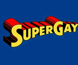 gay, lgbt, and supergay image