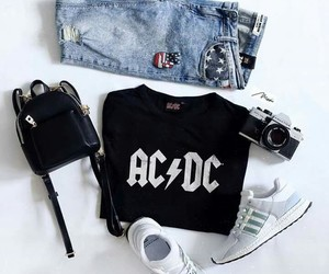 ACDC, shoes, and jinochova image