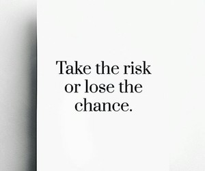 risk and quote image