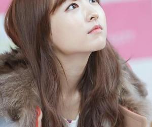 beautiful, girl, and park+hyung+sik image
