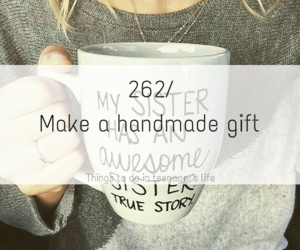 art, diy, and mug image