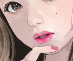 art, illustration, and wallpaper image