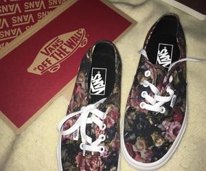 skate, tumblr, and vans image