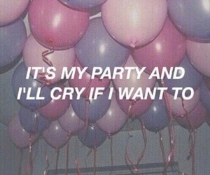 grunge, party, and quotes image