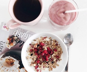 breakfast, fit, and granola image