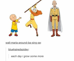 funny, aang, and tumblr post image
