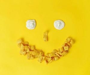 food art, yellow, and juj image