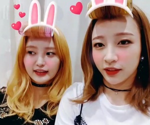 junghwa, exid, and hani image