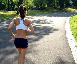 run, fit, and workout image