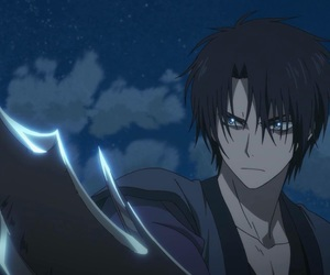 hak, anime, and akatsuki no yona image