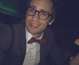 bow, boys, and brendon urie image
