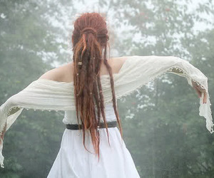 dreads and beautiful image