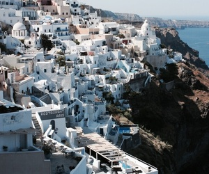 Greece, city, and travel image