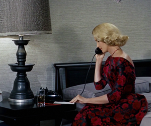 film, Hitchcock, and north by northwest image