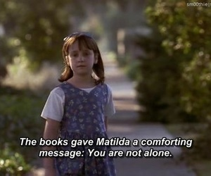 matilda, subtitles, and gotta love books image