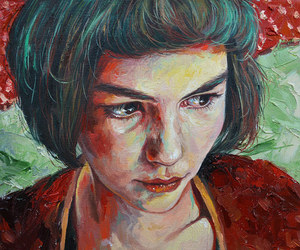 amelie poulain, movies, and audrey tautou image