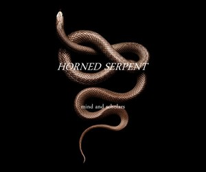 harry potter, ilvermorny, and horned serpent image