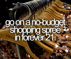 forever 21, shopping, and girl image