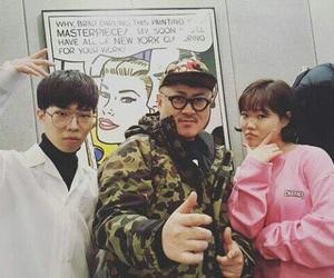 akdong musician, suhyun, and chanhyuk image