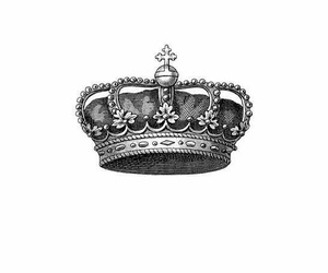 crown, wallpaper, and Queen image