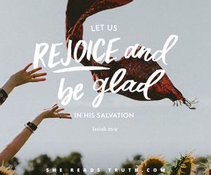 bible, glad, and isaiah image