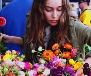 flowers, the 100, and alycia debnam carey image