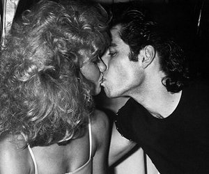 grease, love, and kiss image